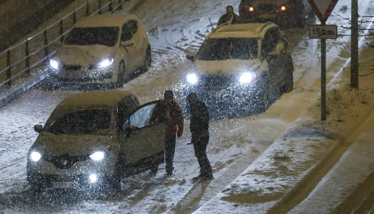 🔴 EN DIRECTO- El temporal de nieve, lluvia y viento persiste y pone en alerta 40 provincias