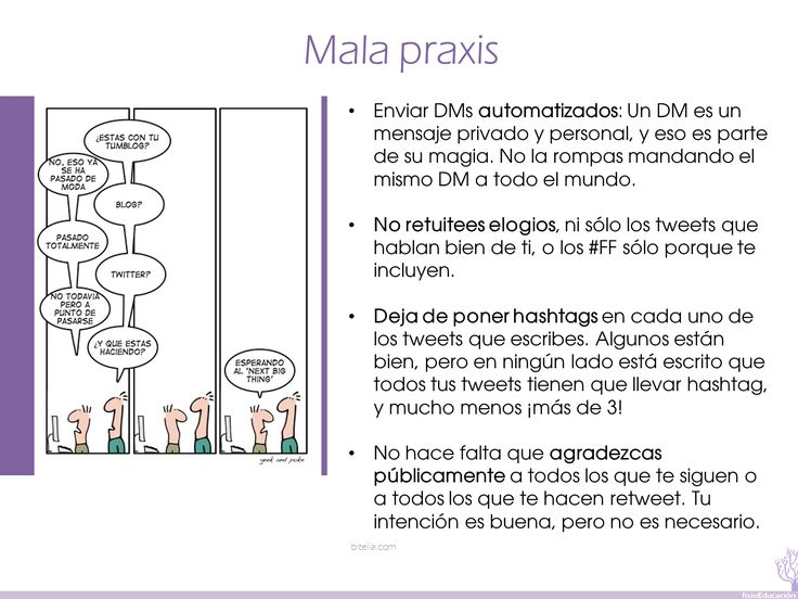 14  Más información: http://bitelia.com/2012/08/practicas-penosas-twitter