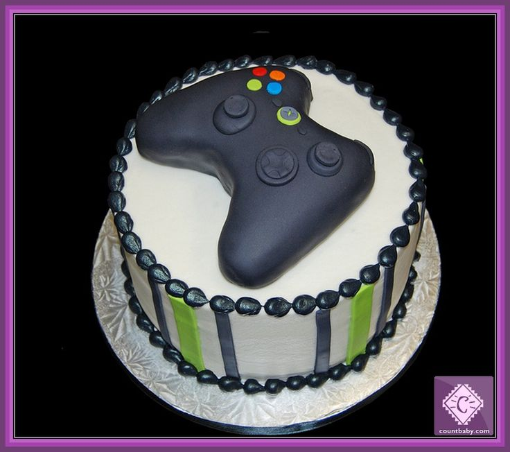 Xbox Birthday Cake Designs : 69 best images about Special occasions: x-box birthday ...