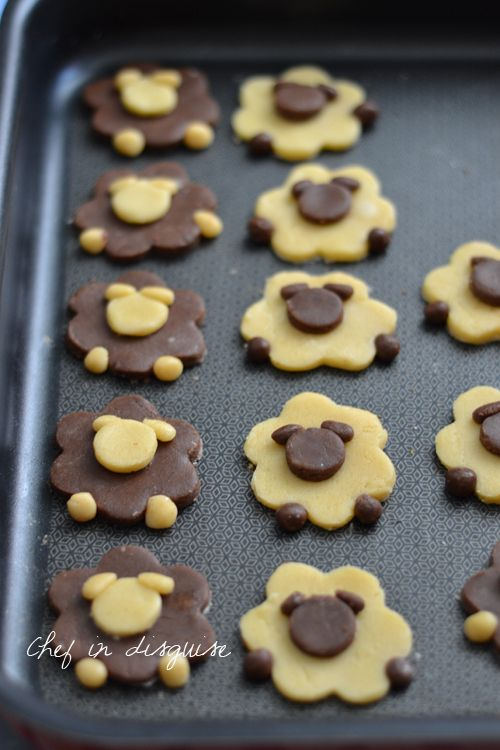 Sheep cookies More More