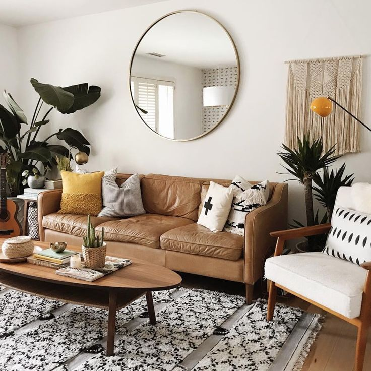 7 Apartment Decorating And Small Living Room Ideas The Anastasia Co Living Room Decor Apartment Small Apartment Living Room Small Apartment Decorating