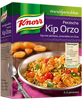 nieuw: Perzische Kip Orzo