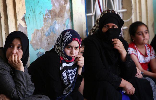 'Sexual jihad' : Iraqi Women Scorn By ISIL's