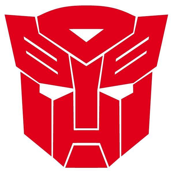 Adhesivo de vinilo del Autobot de Transformers adhesivo - Comics y Videojuegos…