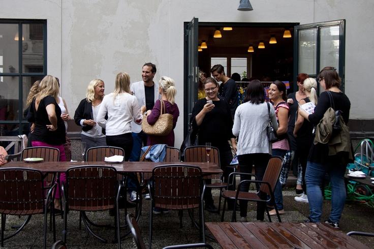 blingo showroom Stockholm AW12