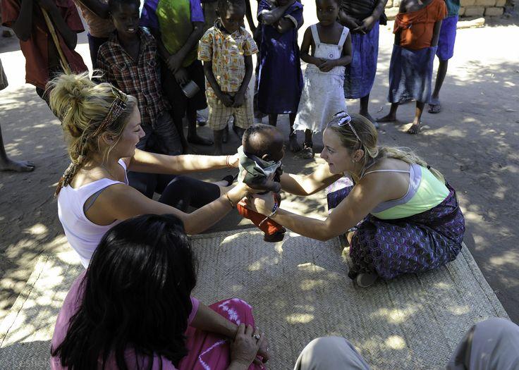 #LendingAHelpingHand #HELPChildren #Malawi #Africa #Staff #Founder #Children #MakeADifference. Photo Credit: Leslie Henderson.