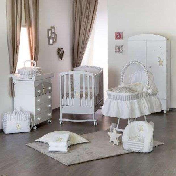 Arredare la camera di un neonato Camere ragazzo