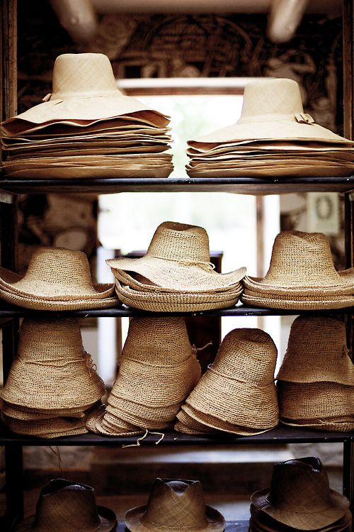 hats: Summer Hats, Straw Hats, Fashion, Style, Things, Straws