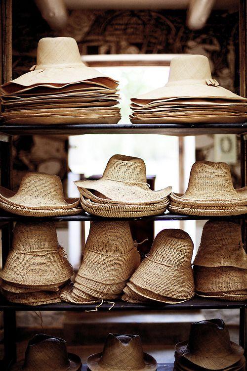 hatsSummer Hats, Fashion, Style, Straws Hats, Hats Summer, Things, Accessories, Beach Hats, Sun Hats