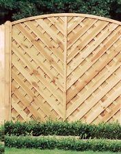 fencing panels 18m x 12m st lunairs wood fence panels brand new