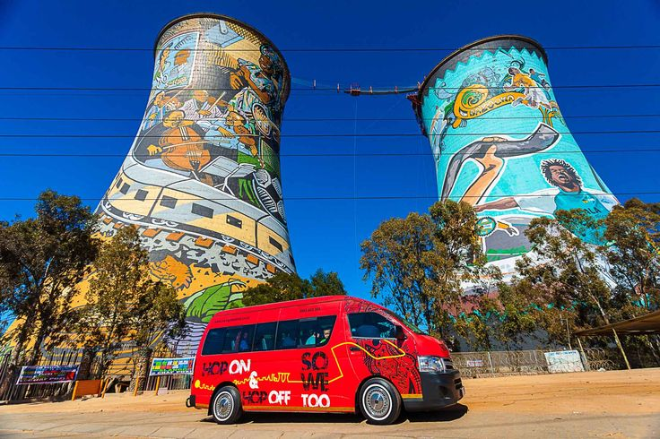 Something for your bucket list - bungee jump off the Soweto Towers! See them on our #SowetoJoziCombo tour.  http://www.citysightseeing.co.za/Soweto.php