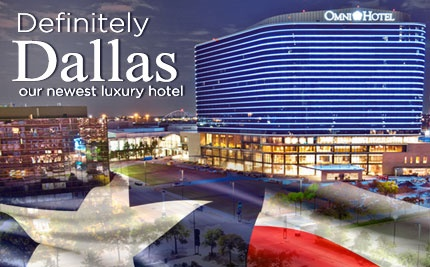 Oh wait, I am going to Dallas.  =)