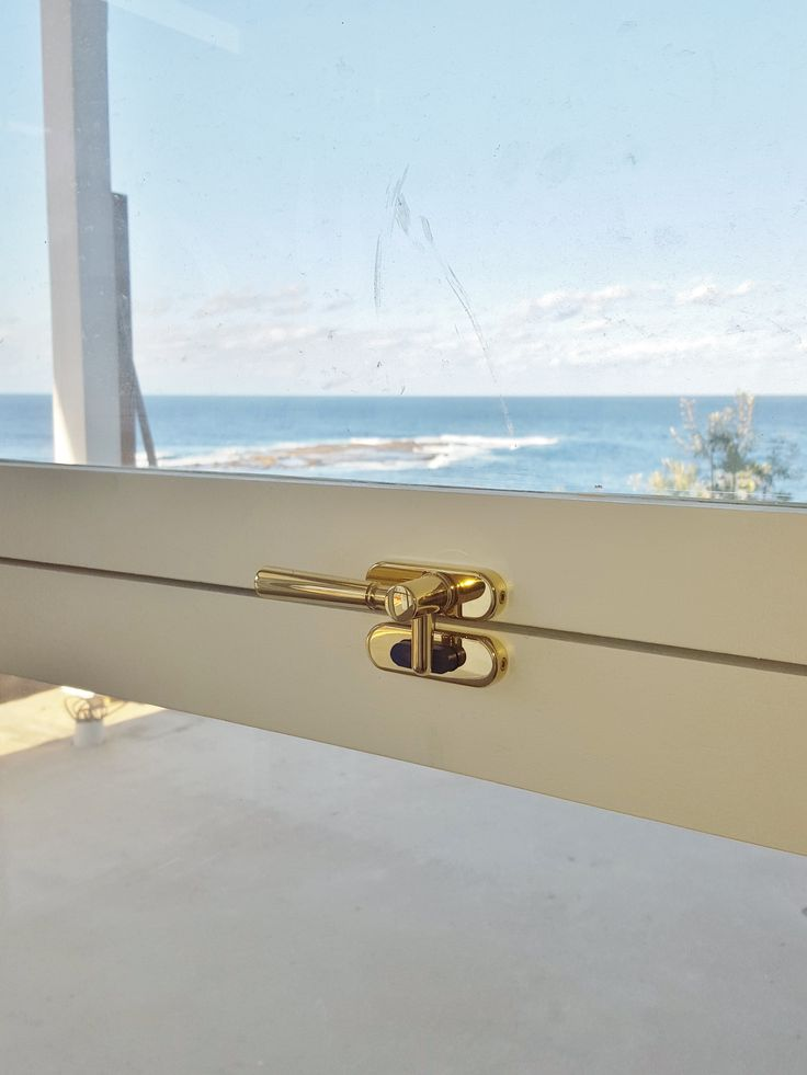 Chant - Casement Fastener, installed by The Tidy Tradie - Finishing Carpenter. Supplied by Style Finish. #Chant #ChantProductions #StyleFinish