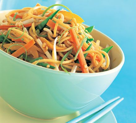 A healthy Chinese for all the family, quick and simple