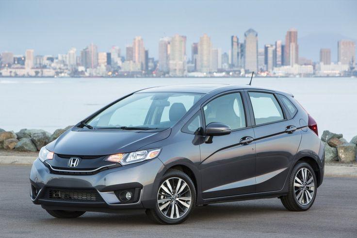 2015 Honda Fit #Hot #Subcompact