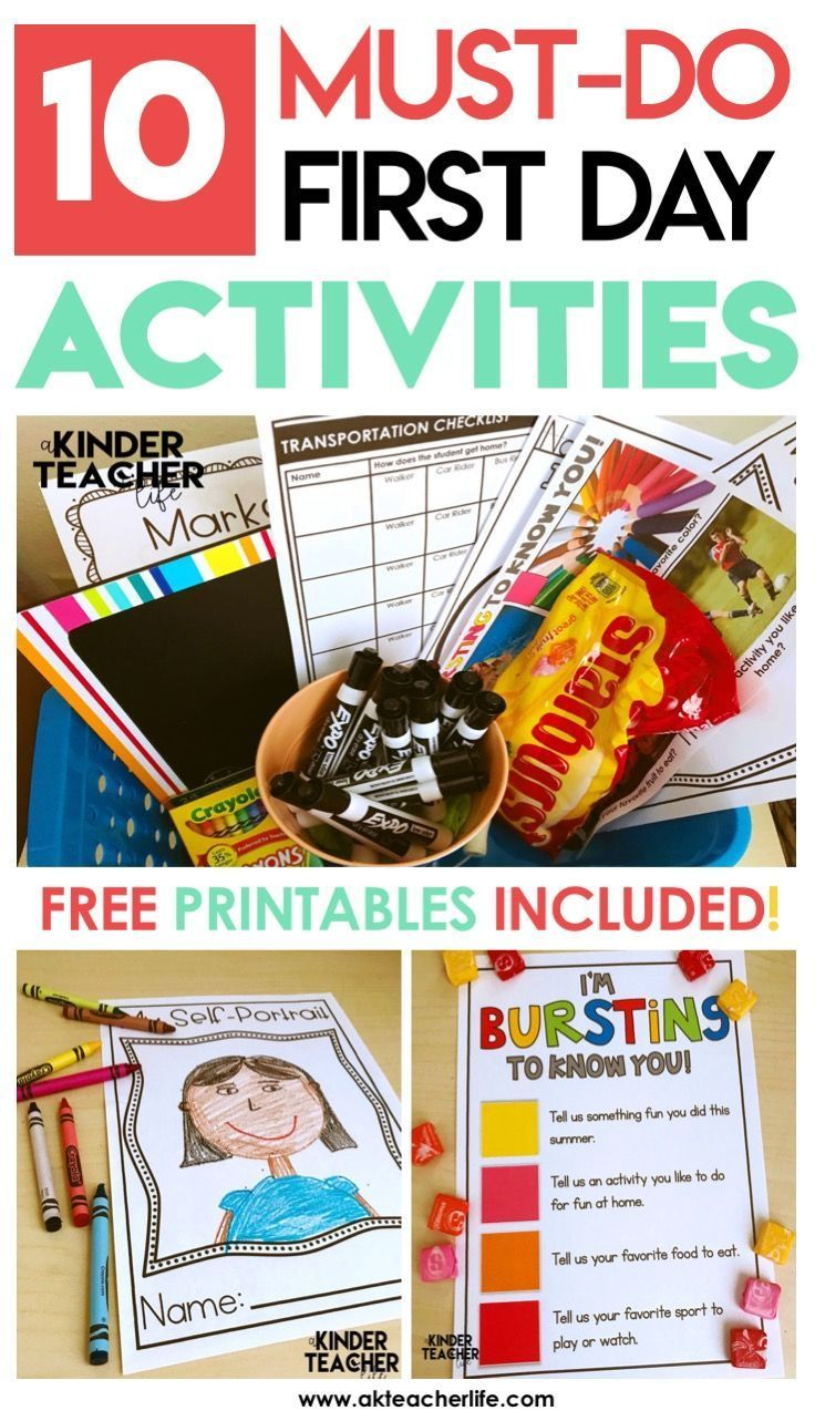 Best 25 First Day Printable Ideas On Pinterest First