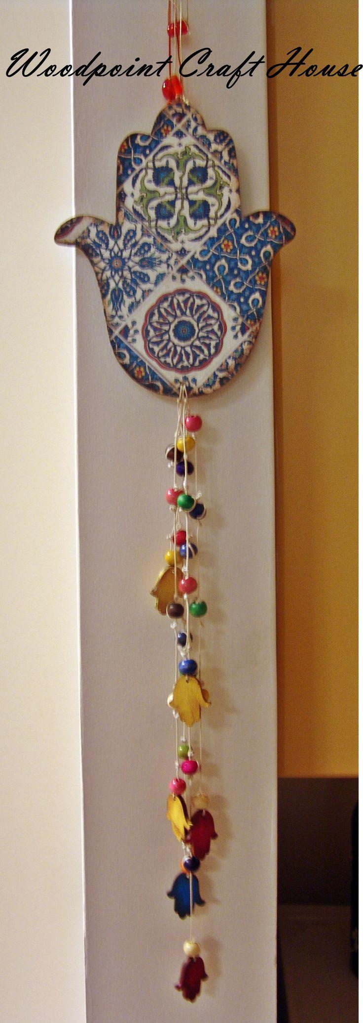 Hamsa wall decor