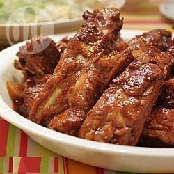 Chinese Pork Ribs with Vinegar