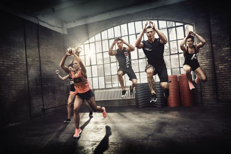 Les Mills Group Fitness - BODYATTACK®