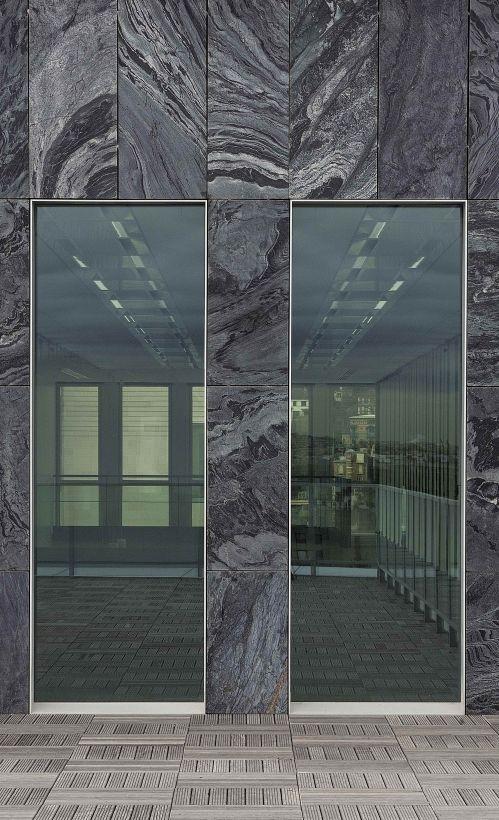 Office Building in Bolougne-Billancourt by OAB Ferrater & Partners