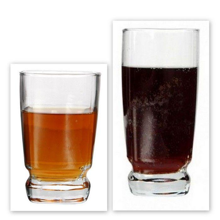 SZKLANKI DO WHISKY I LONG DRINKÓW Dostępne na www.vinetti.pl