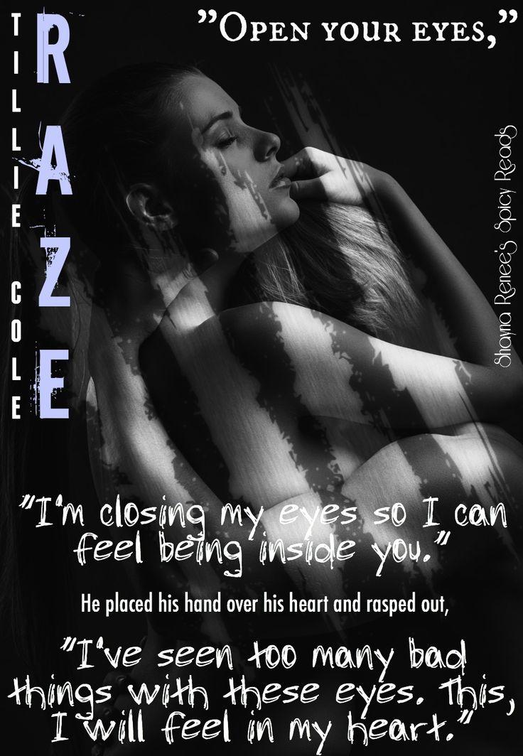 RAZE by Tillie Cole <3
