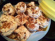 Lekker eten met Marlon: Speculaas schuim (meringues)