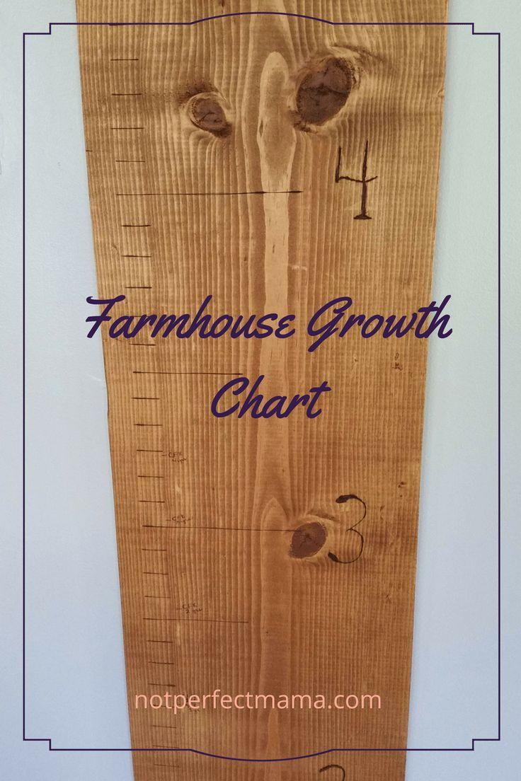 Farmhouse Growth Chart