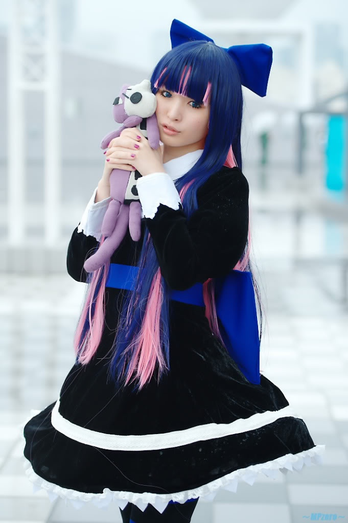 Panty and Stocking with Garterbelt - Stocking cosplay