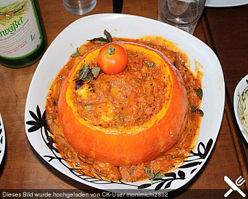 100 best Kürbis images on Pinterest Pumpkin, Autumn and Beverage - kürbissuppe rezept chefkoch