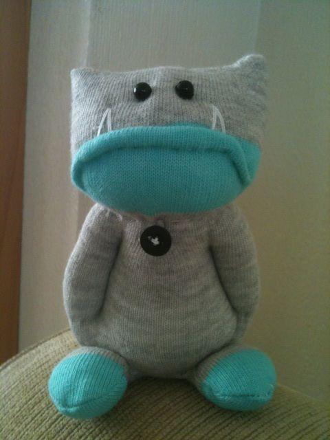 & Quot; NEW & quot; Odd Sock coisa por OddSockLady on deviantART