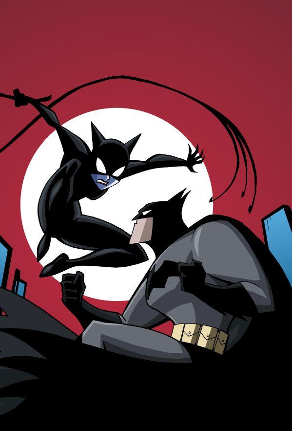 Batman Vs Catwoman - Cover by LucianoVecchio on deviantART