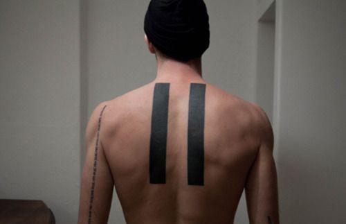 | |Tattoo Ideas, Men Tattoo, Back Tattoo, Geometric Design, Tattoo Guys, Arm Tattoo, Geometric Tattoo, Minimalist Tattoo, Bidjan Saber