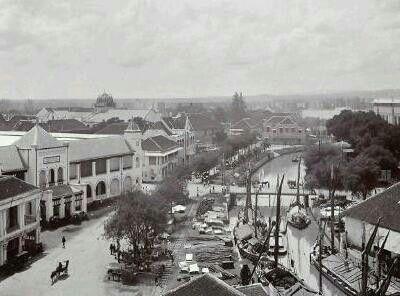 ancient Semarang