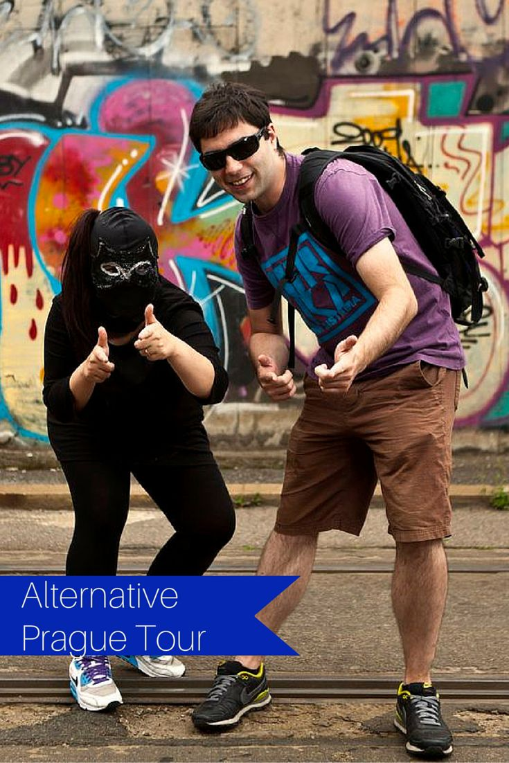 Enjoy an authentic local experience on a tour of Prague's non-touristic neighbourhoods including Karlín, Libeň and Holešovice. Discover the city's street art and graffiti scene, famous contemporary artists, underground subcultures and alternative lifestyles in a safe and respectful way. https://www.likealocalguide.com/prague/tours/alternative-prague-tour