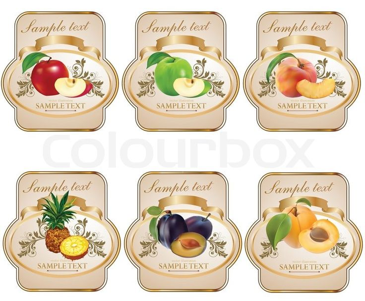 Stock vector of 'Label for product'