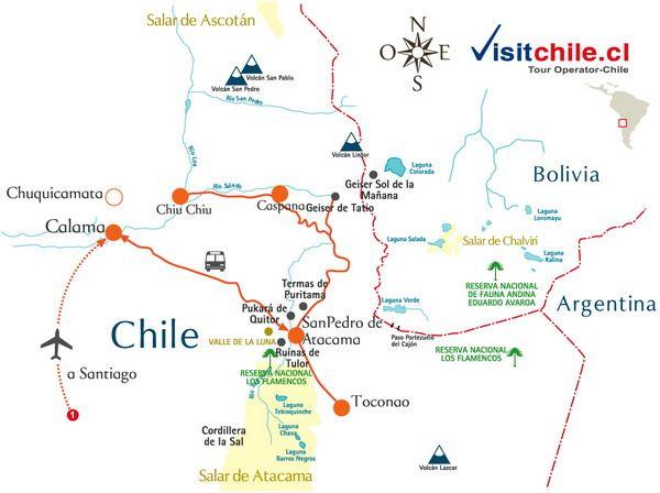 VC103 The best trip to San Pedro de Atacama Chile http://www.visitchile.cl/programs_san_pedro_de_atacama_vc103_eng.htm