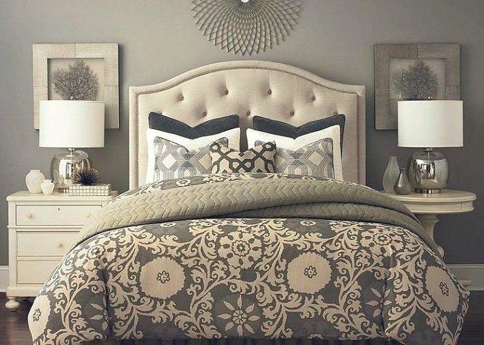 Arched Queen Headboard By Bett Furniture