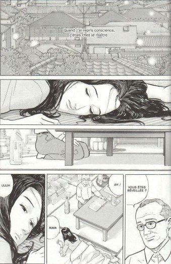 Taniguchi : l'art du manga doux (Les années douces)