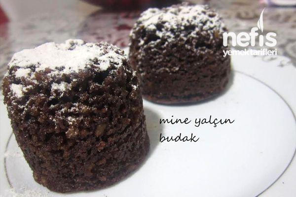 Tencerede Fincan Kek