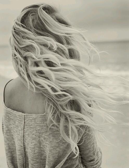 I want my long hair back.