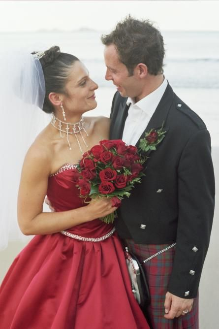 Click to see it: Sarah & J's Red Destination Wedding. http://www.perfectdayweddings.com.au/real-weddings/sarah-j