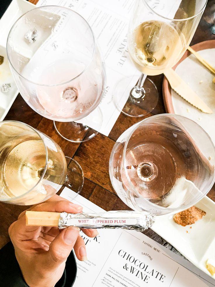 Chocolate & wine pairing in Stellenbosch = amazing! #winetasting #winery #winerylife #sommelier #sustainablewine #sustainablewinery #ecofriendly #sustainabletravel #ecotravel  #deliciouswine #Stellenbosch #africatrip #africa #southafrica #winetasting #ecotravel #yeswayrosé #deliciouswine  #winegeek #wineporn