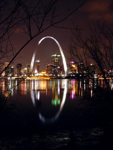 Gateway Arch, St. Louis, Missouri