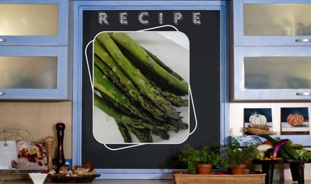 Food in a Flash Season 1 Episode 4 - Roast Asparagus    Download the recipe from http://www.sharonglass.co.za/uploads/menus/01-201256223034.pdf  #cooking #meals #foodinaflash #asparagus #vegetables #roasted #dinner #lunch