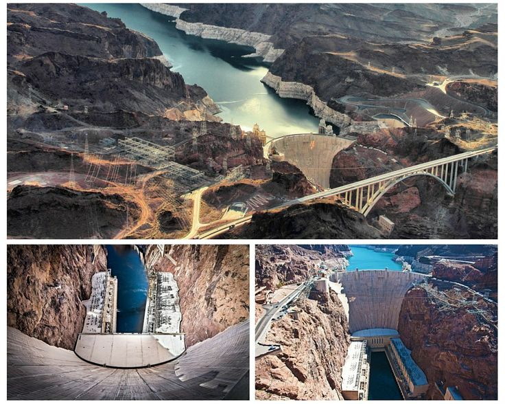 Not all the attractions in Vegas feature neon lights. The Hoover Dam is a testament to modern engineering. I found the tour showing how the dam generates power for Las Vegas fascinating. Also, the lake made by the dam (Lake Mead) is great for boating. Click through to read the top 10 things to do in Las Vegas!