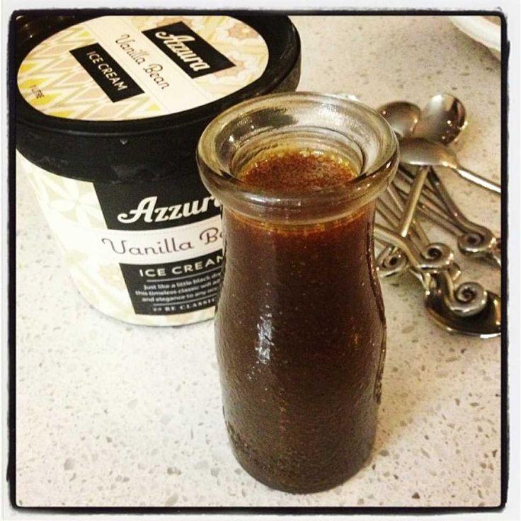 Salted Caramel Sauce - Cooking with Tenina