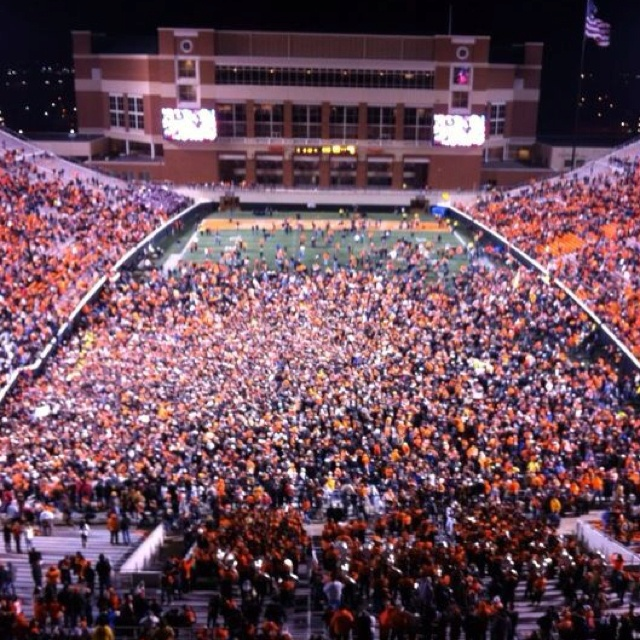 Oklahoma State. Big XII Champions. 12.3.11. - Always wanted to do that... And I did.. because I was there! Most memorable moment of my OSU career