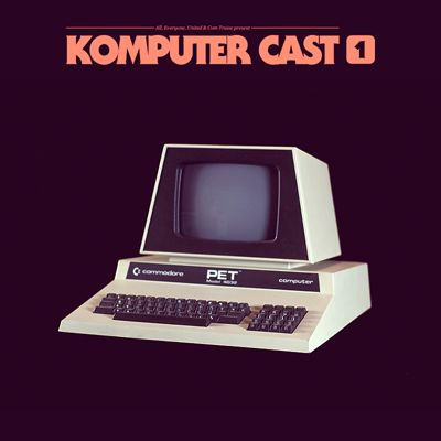 Komputer Casts by Com Truise