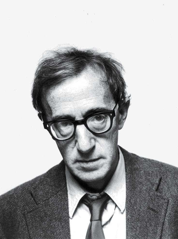 Woody Allen - I helped him make Hanna and Her Sisters a success.